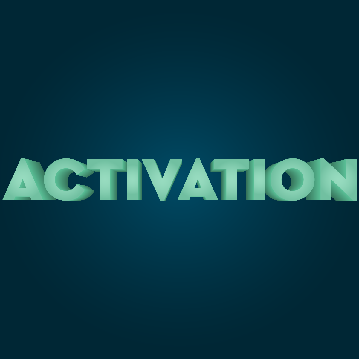 Activation image