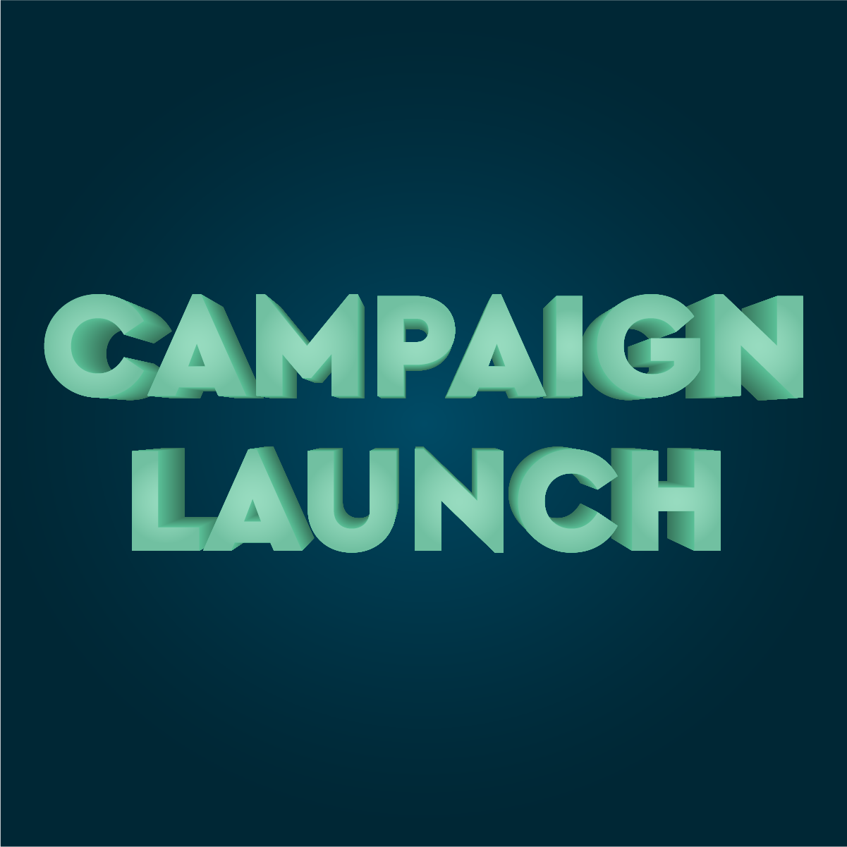 Step 3: Create and launch the campaign image
